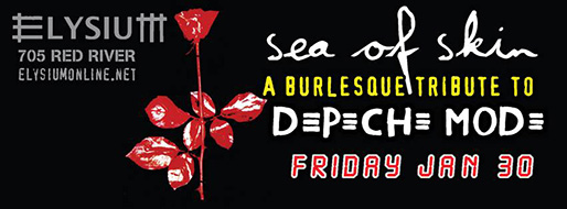 Sea of Skin: a Burlesque Tribute to DEPECHE MODE